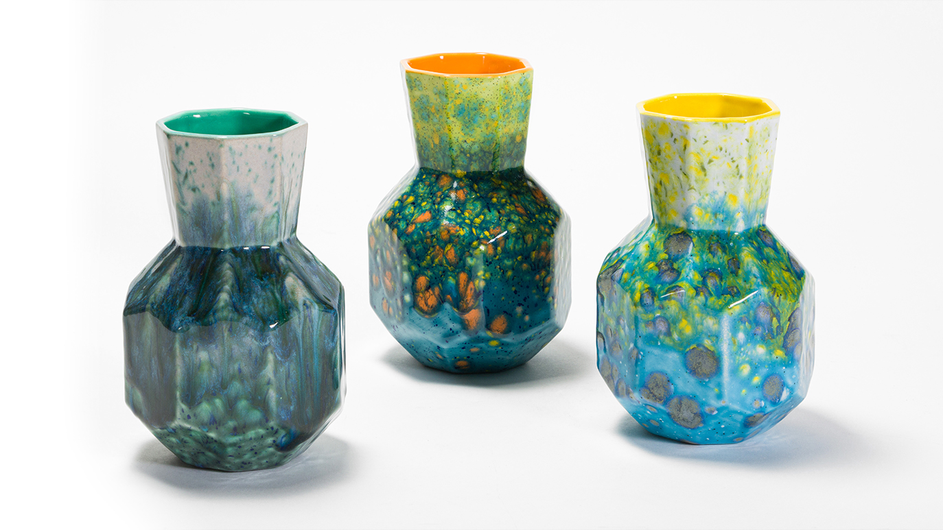 Mayco's Jungle Gems™ Crystal Glazes